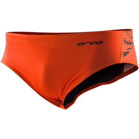 ORCA Core Briefs Men, high vis orange